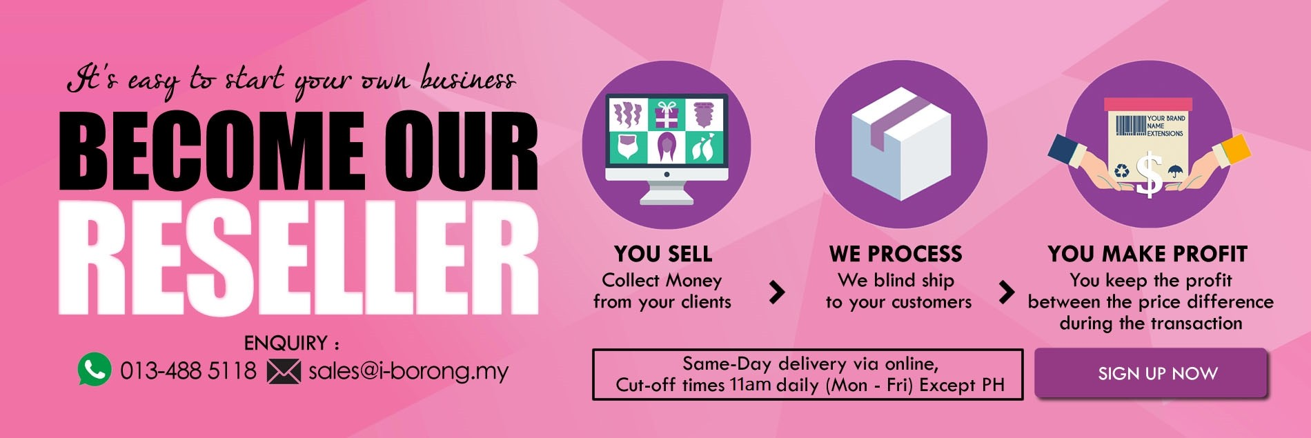 BECOME OUR DROPSHIP RESELLER WHOLESALE SELLER