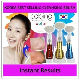 Korea Pobling Pore Sonic Electric Sonic Cleanser