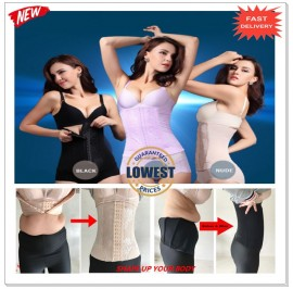 Shape & Slim Waist Trainer Belt / Bengkung