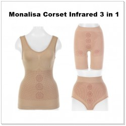 Monalisa Corset Infrared 3 in 1