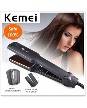 KEMEI KM-329 Professional Hair Straightener Iron