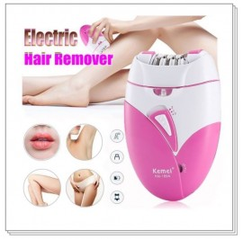 KEMEI Women Electric Hair Remover Epilator